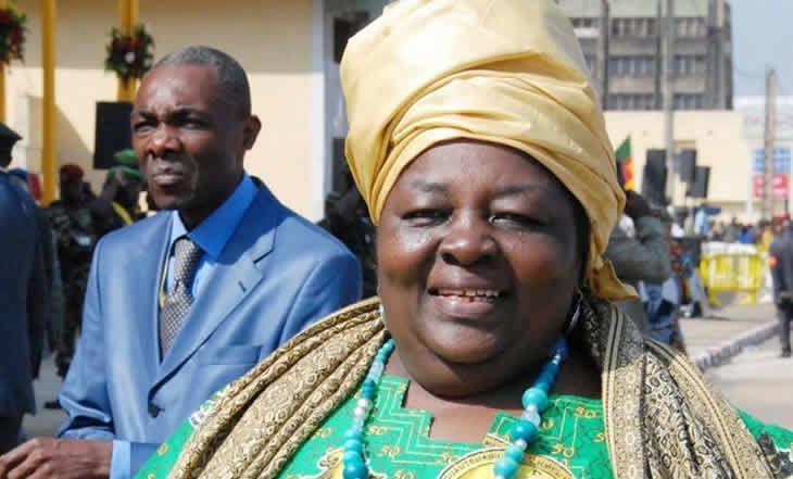 Décès de Françoise Foning : Les populations de Douala V pleurent leur maire - 27/01/2015 - http://www.camerpost.com/deces-de-francoise-foning-les-populations-de-douala-v-pleurent-leur-maire-27012015/?utm_source=PN&utm_medium=CAMER+POST&utm_campaign=SNAP%2Bfrom%2BCamer+Post