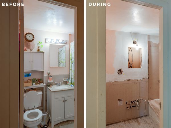 Small Bathroom Remodel Nyc best 25+ bathroom renovation cost ideas on pinterest | small