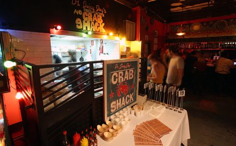 Dr Juicy Jay, Melbourns first Crab Shack