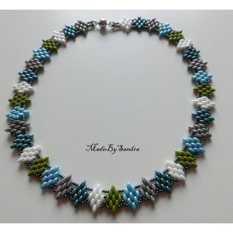 Halskette aus SuperDuos