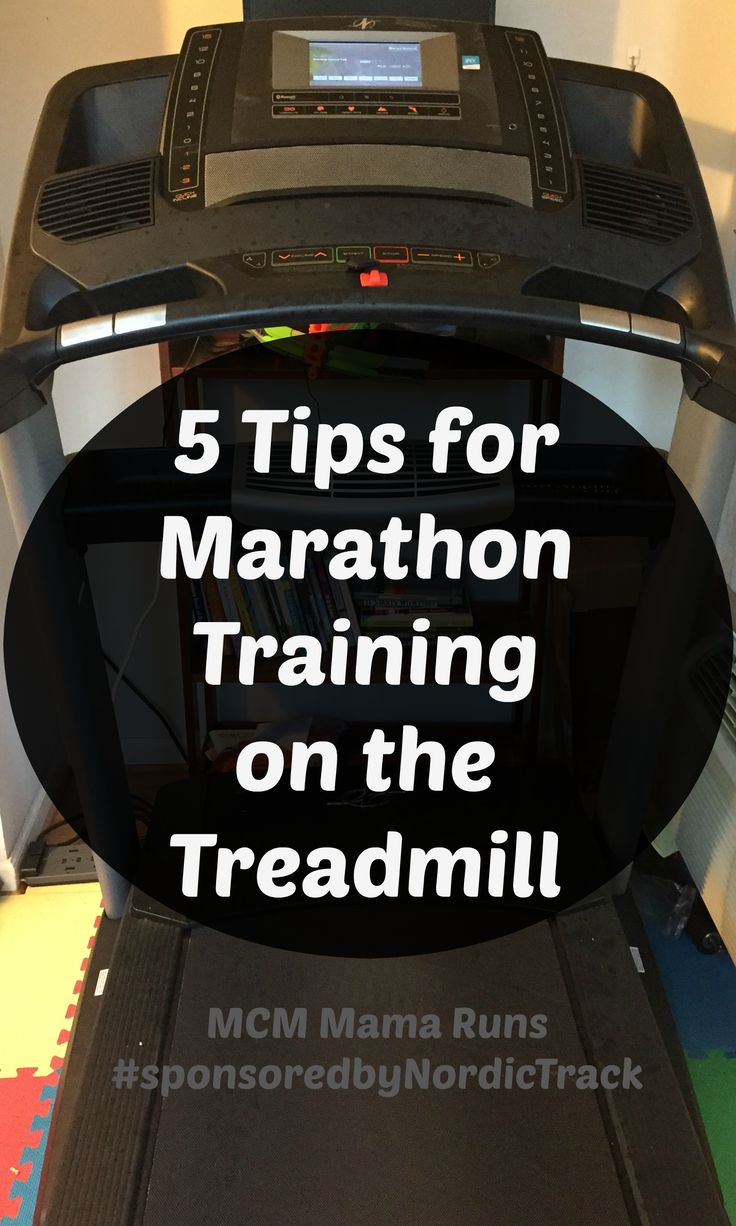 Training for a marathon is hard and sometimes life doesn't cooperate. Treadmill running can help you fit those runs in.