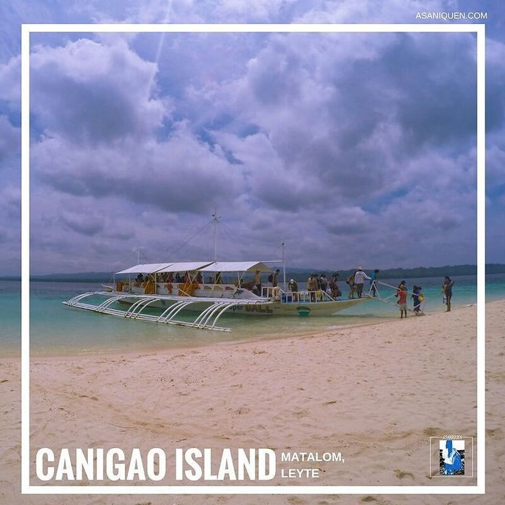 one of the most accessible #islands in #leyte is #canigaoisland in #matalom ... #tropical #summer #philippines #nature