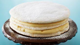 Bake With Anna Olson - Hazelnut Dacquoise Torte