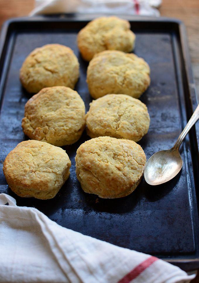 The Best Damn Vegan Biscuits | minimalistbaker.com