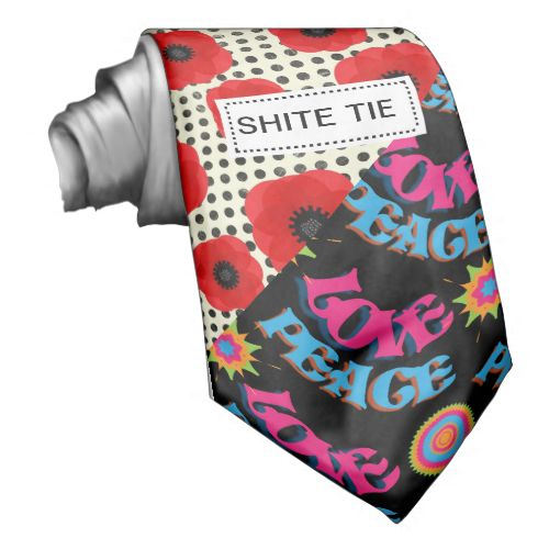 Have you heard about the new fun craze going around shirts made from outrageous and wonderful patterns all mismatched together to make a shite shirt. Here I have designed a tie along the same lines so now you can either go the whole hog and wear a shite shirt and tie or you can be a bit more conservative and just wear a shite tie. Great for a fun night out and a great novelty gift idea for the man in your life, but make sure he has a sense of humor first. #shite-shirt-ties #shite-ties ...