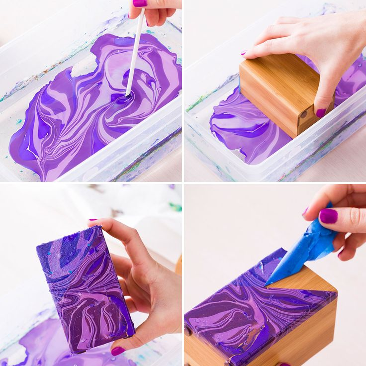 Marble Nail Polish Instructions: 1000+ Ideas About Nail Polish Crafts On Pinterest
