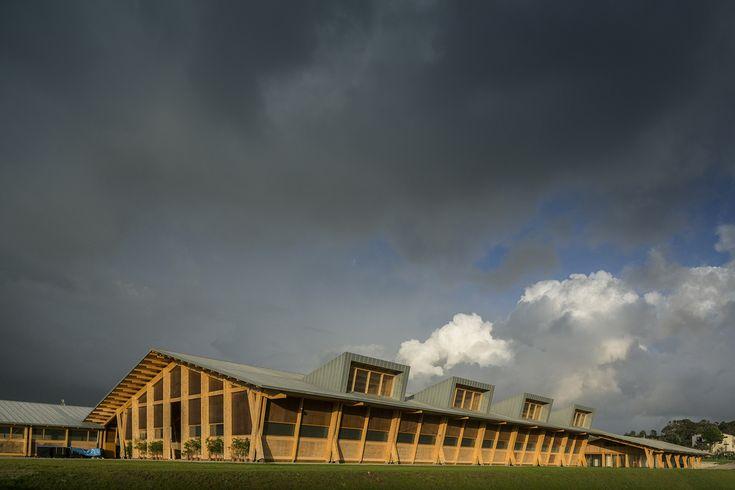 Gallery of Equestrian Centre / Carlos Castanheira & Clara Bastai - 8