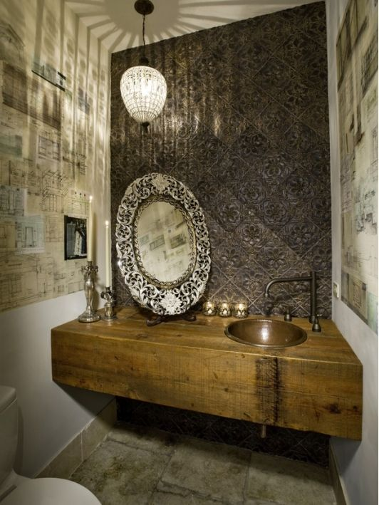 Bathroom Lighting - Home and Garden Design Idea's