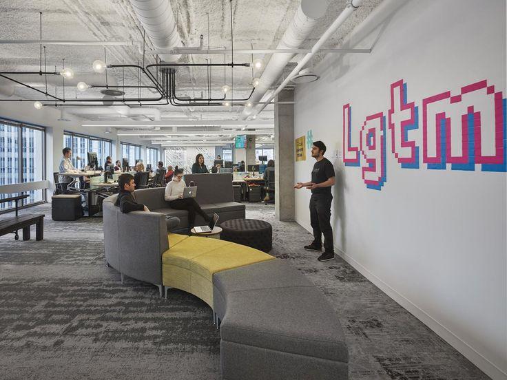 Office Design Lemonworks
