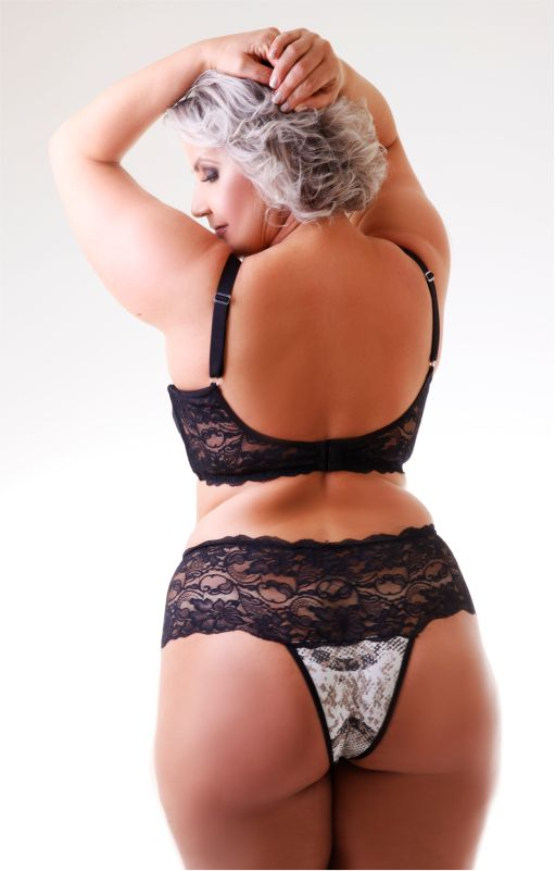 Your Mom Granny chubby lingerie xxx lady