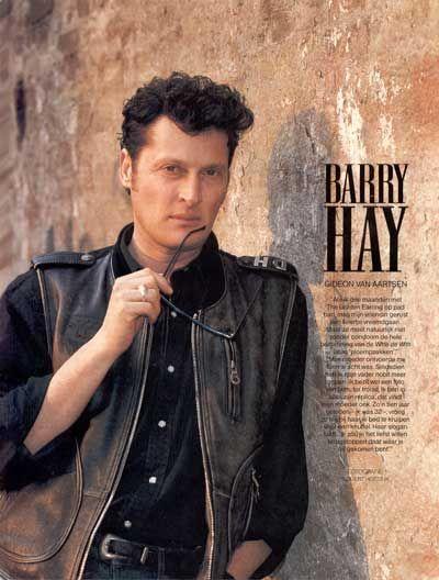 Barry Hay