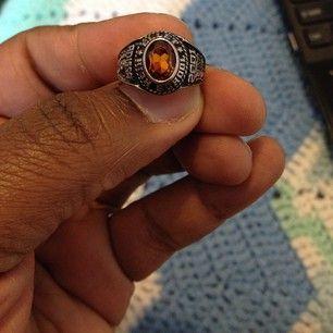 Class ring from Jostens.com. #Jostens