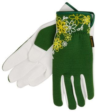 Auclair Garden Gloves, Water Repellent contemporary gardening tools