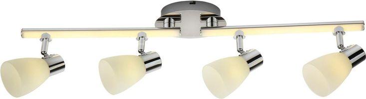 TRIO LEUCHTEN Spotlight weiß, Energieeffizienzklasse: A+ Jetzt bestellen unter: https://moebel.ladendirekt.de/lampen/deckenleuchten/deckenlampen/?uid=ce4dc941-1472-5e02-8686-1da51e88b280&utm_source=pinterest&utm_medium=pin&utm_campaign=boards #deckenleuchten #lampen #deckenlampen #spotlight