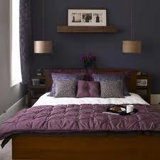 purple bedroom muted -