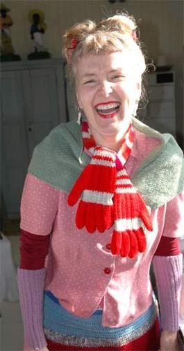 Julie Arkell, English folk artist.  Love her dearly.