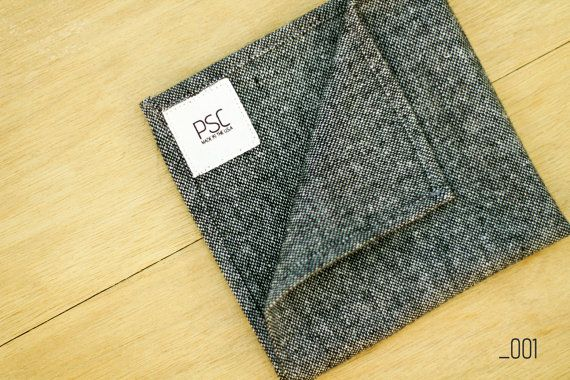 The British Commoner Pocket Square. $20.00, via Etsy.