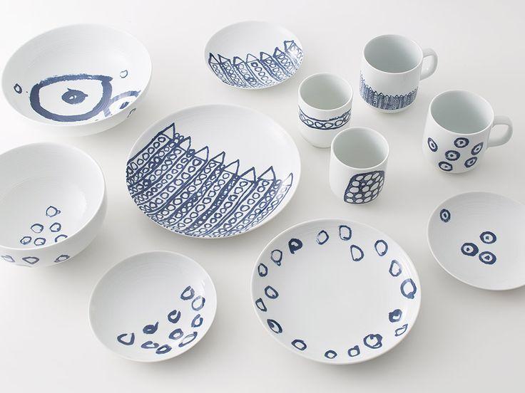 ミナ・ペルホネン × イデー × 無印良品のコラボ 「POOL」 | 北欧雑貨と日本の民芸