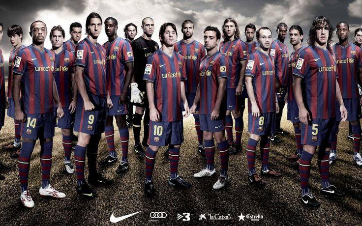 pictures of barcelona team, Rudolph Gordon 2016-08-05