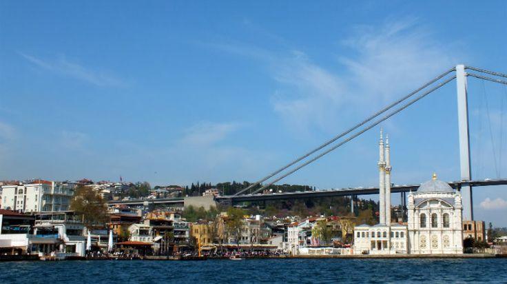 Ortaköy - famous for #kumpir! :)