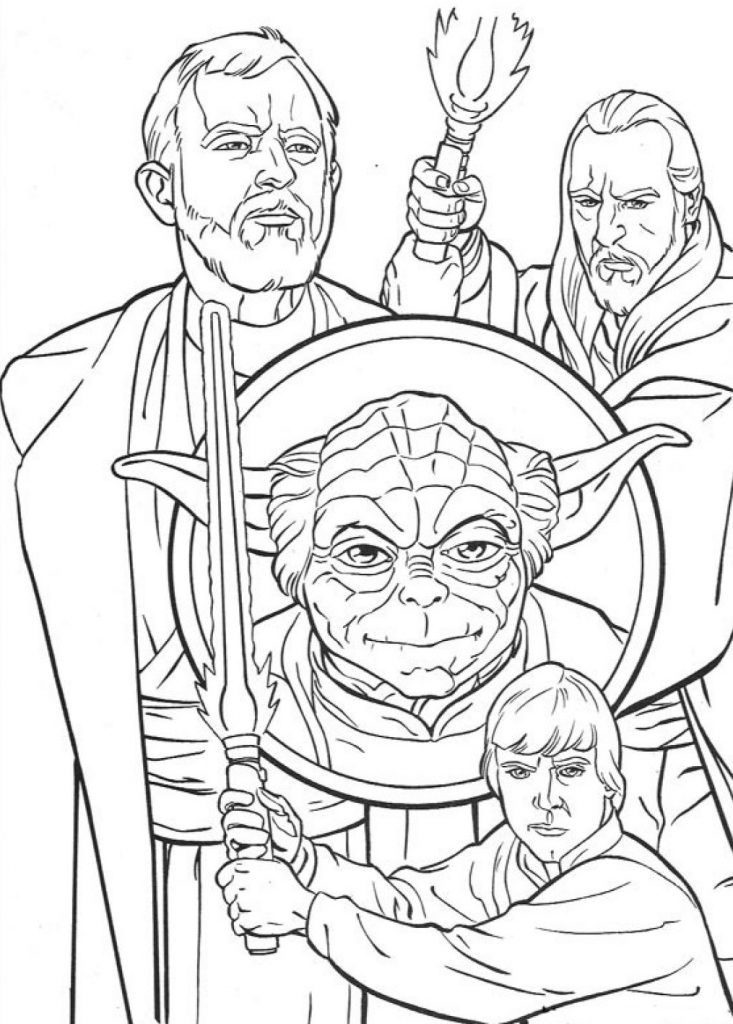 Luke Skywalker Coloring Pages Best Coloring Pages For Kids In 2020 Star Wars Coloring Book Star Wars Colors Star Coloring Pages