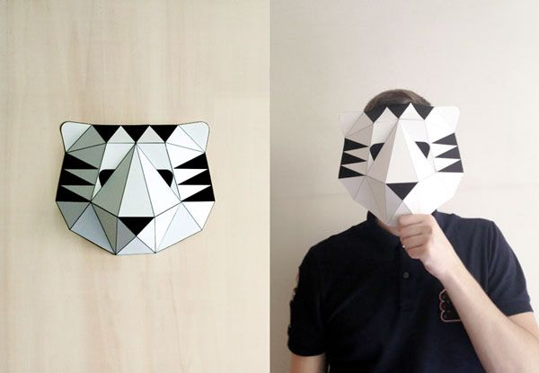 plus de 1000 id es propos de troph e papier sur pinterest animaux origami et papier. Black Bedroom Furniture Sets. Home Design Ideas