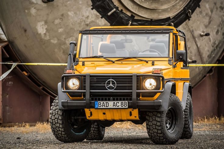 Take the Mercedes G-series, strip it down to the bare functional necessities and the 250GD Wolf is what you get. Originally made for the German military, this 250GD has made its way from Europe to the US and has been...