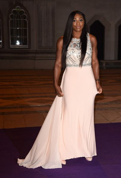 Serena Williams Photos - Red Carpet Arrivals at the Wimbledon Champions Dinner - Zimbio
