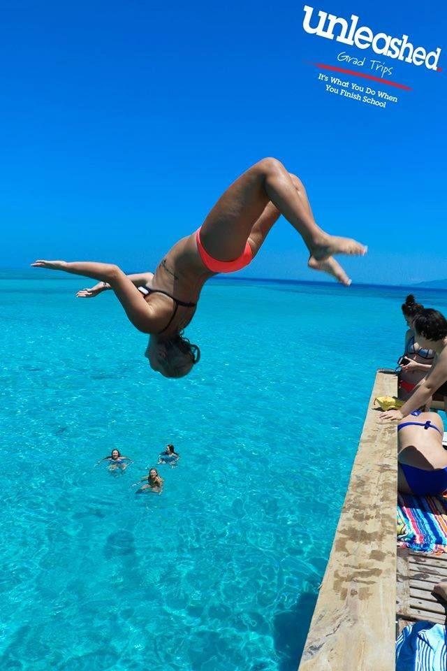 There's nothing quite like Fiji Grad Trips #thisisgradtrip #escapenormal #fijigradtrip #tripofalifetime