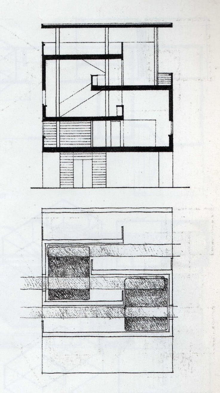 Le Corbusier | Villa Baizeau [Villa Cartago] | 1927