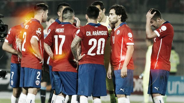 Perú vs. Chile: ¿cuál es el punto débil de la 'Roja' para el partido de 'semis'?