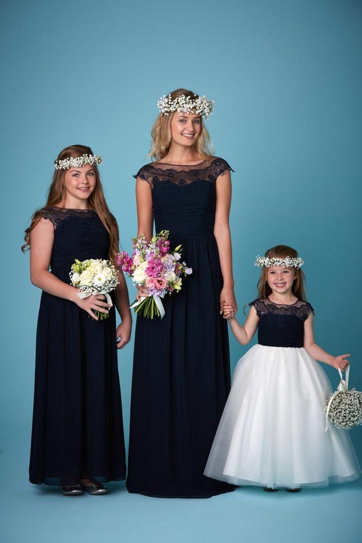 The 25 best copper bridesmaid dresses ideas on pinterest spring light sky blue junior bridesmaid dresses 2016 sheer neck short sleeve a line lace pleats new ombrellifo Gallery