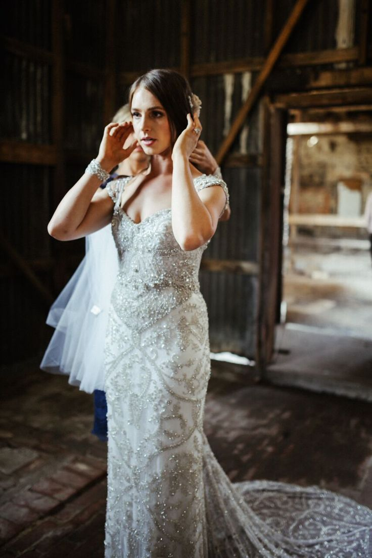 Vintage Wedding Dresses Melbourne  : Anna s wedding on romantic and bridal parties