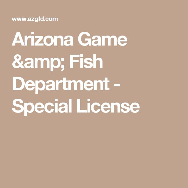46 best what the heck am i doing images on pinterest for Arizona fishing regulations