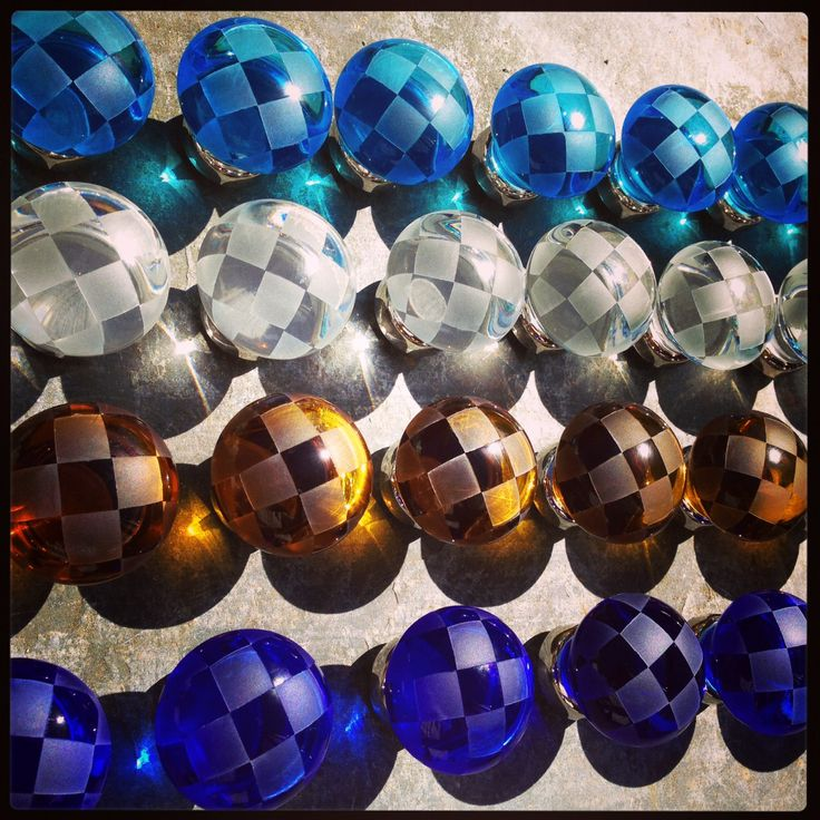 19 best feeling blue glass door knobs cupboard knobs images on chequerboard glass cabinet knobs by merlin glass planetlyrics Gallery