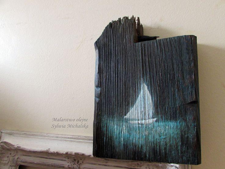Malarstwo olejne Sylwia Michalska