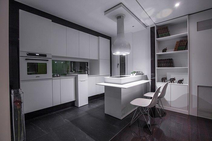 Drop w kuchni