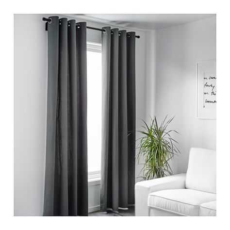 best 25 ikea curtains ideas on pinterest gardiner ikea window dressings and lace curtains. Black Bedroom Furniture Sets. Home Design Ideas