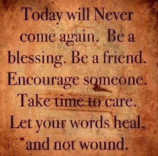 Take time to care: Sayings, Inspiration, Life, Quotes, Wisdom, Thought, Today, Friend