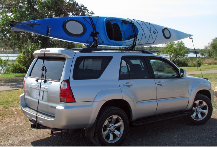 New to me, 2006 4Runner w/Perception 16' Carolina.  Ready to rock and roll.