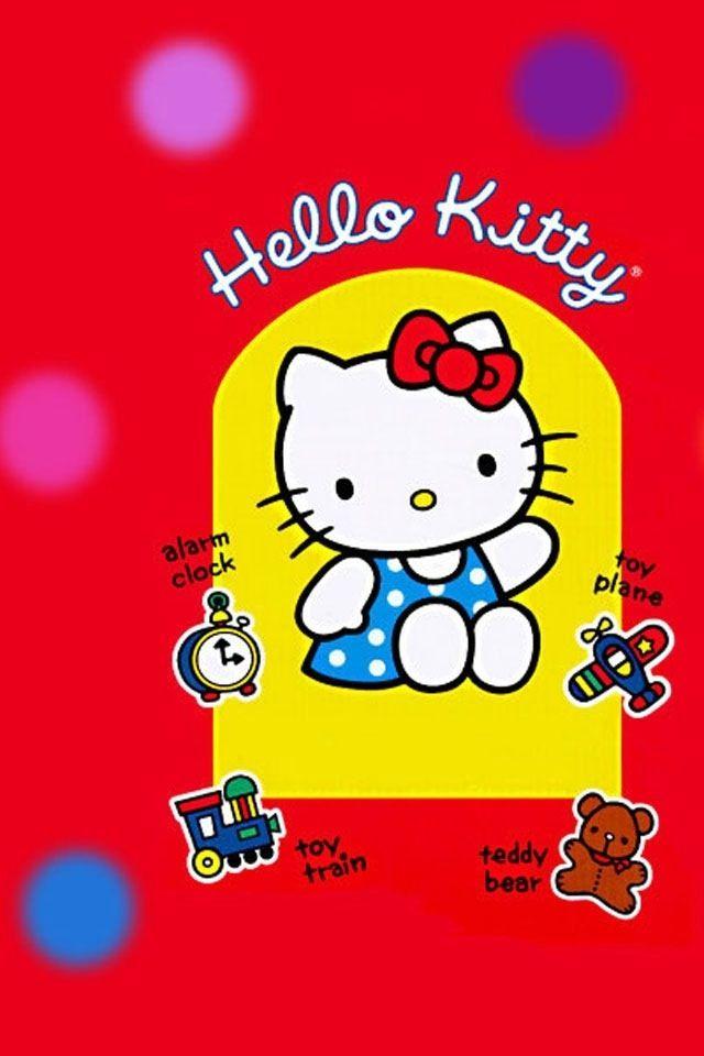 Hello Kitty Loves School