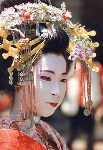 Gorgeous Geisha