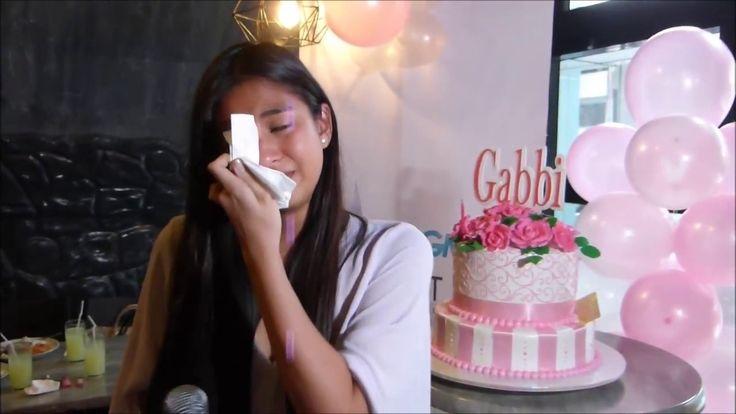 Why is GABBI GARCIA Crying on Her 19th Birthday Celebration?