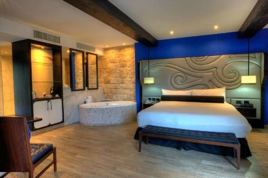Hard Rock Hotel Riviera Maya: Adults section