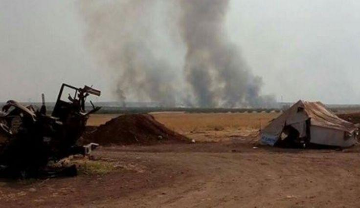 B Χάμα: συνεχίζεται η μεγάλη επίθεση των τρομοκρατών.Κατέλαβαν την πόλη Halfaya…