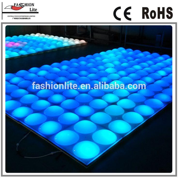 Popular bubble panel/lighting dj/disco light dmx 512