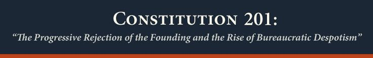 Constitution 201 - Hillsdale College  (Free online courses on the Constitution.  Become educated on the constitution.)
