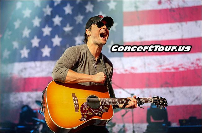 Eric Church Continues His Country Music Success While On Tour in 2015 : Country music superstar Eric Church will continue on with his live....