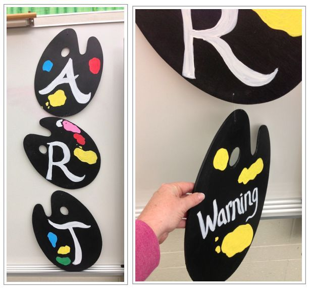 ART on Task - a new twist on classroom management :)