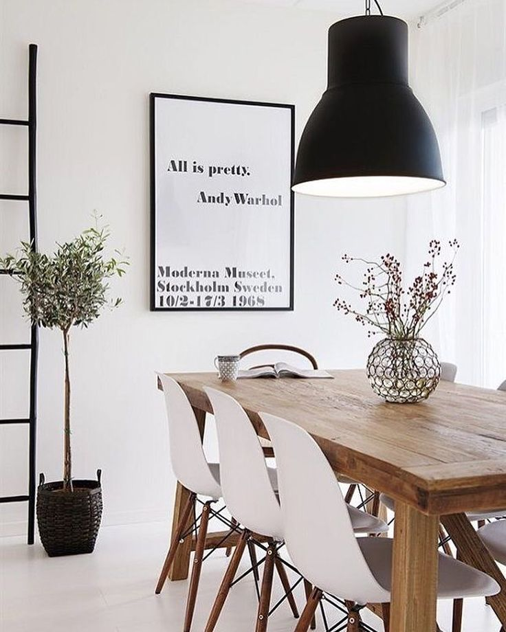 25 best jadalnia images on Pinterest Diner table, Interior and